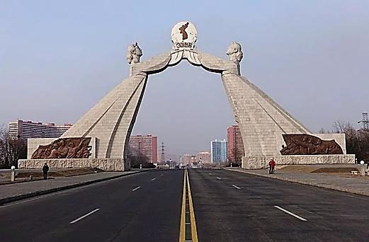 祖國統一三大憲章紀念碑